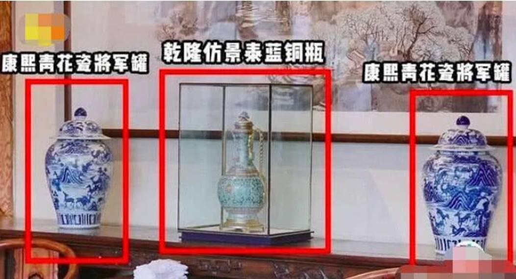 Hoà Thân Vương Cương và cuộc sống khiến cả Cbiz sửng sốt: Đại gia đồ cổ cùng căn nhà trị giá hàng ngàn tỷ đồng-8
