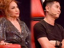 The Voice: Khán giả rối não với chiêu trò của Hồ Hoài Anh, Thanh Hà bật khóc trên ghế nóng