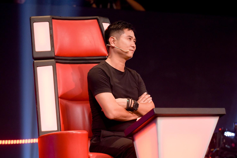 The Voice: Khán giả rối não với chiêu trò của Hồ Hoài Anh, Thanh Hà bật khóc trên ghế nóng-1