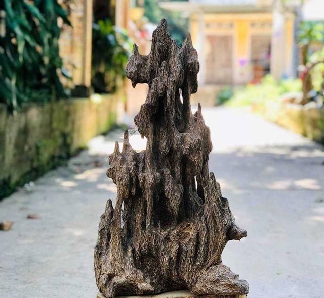 20 năm lặn lội, đại gia Hà thành ôm bộ sưu tập gỗ trầm lũa có 1 không 2-13