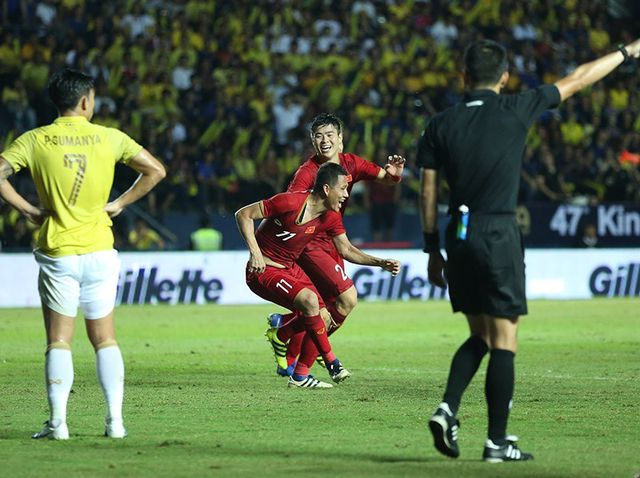 Báo Thái Lan chỉ ra nguyên nhân thành công của đội tuyển Việt Nam-2