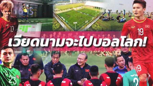 Báo Thái Lan chỉ ra nguyên nhân thành công của đội tuyển Việt Nam-1