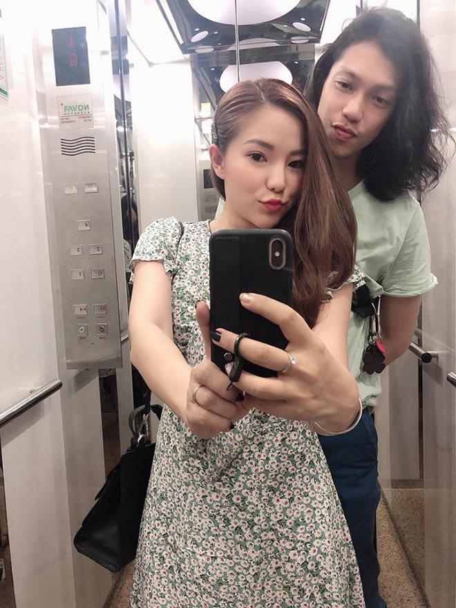 Vợ cũ Lâm Vinh Hải tung ảnh nóng, khoe cuộc sống hạnh phúc bên người yêu-3
