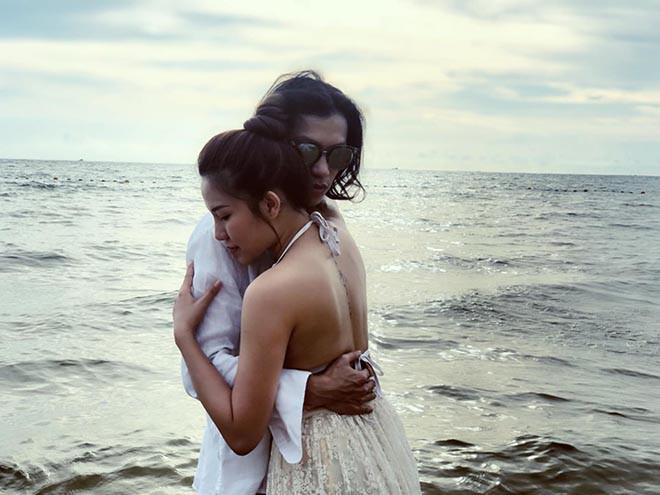 Vợ cũ Lâm Vinh Hải tung ảnh nóng, khoe cuộc sống hạnh phúc bên người yêu-4