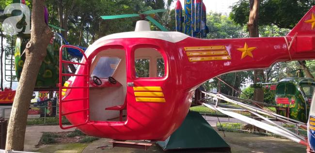 Hà Nội: Rơi máy bay mô hình trong công viên Linh Đàm, một cháu bé bị thương-5