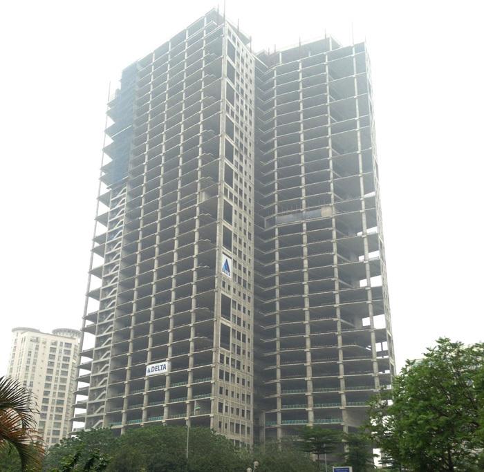 Tòa tháp ma hoang lạnh, ngàn tỷ đổ nát giữa Thủ đô-12