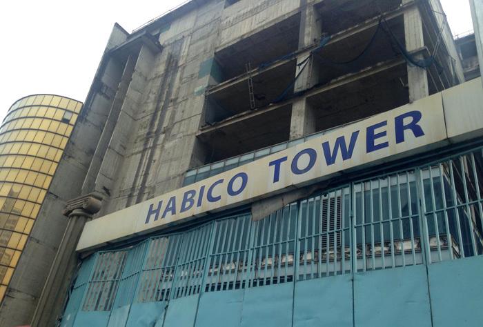Tòa tháp ma hoang lạnh, ngàn tỷ đổ nát giữa Thủ đô-6