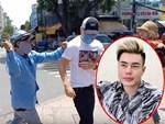 Lê Dương Bảo Lâm bị hành hung khi đang phát cơm từ thiện, đại diện nam diễn viên khẳng định không phải dàn dựng-3