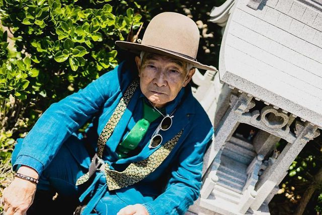 Cụ ông 84 tuổi trở thành ngôi sao thời trang siêu hot trên mạng xã hội-10