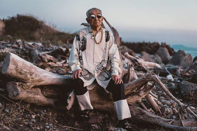 Cụ ông 84 tuổi trở thành ngôi sao thời trang siêu hot trên mạng xã hội-14