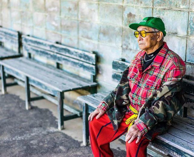 Cụ ông 84 tuổi trở thành ngôi sao thời trang siêu hot trên mạng xã hội-13