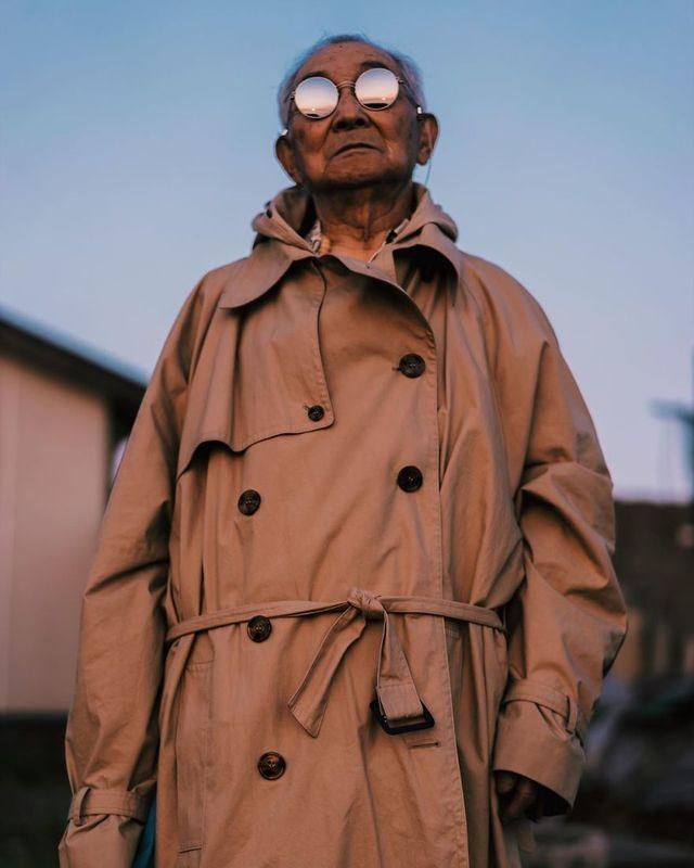 Cụ ông 84 tuổi trở thành ngôi sao thời trang siêu hot trên mạng xã hội-16