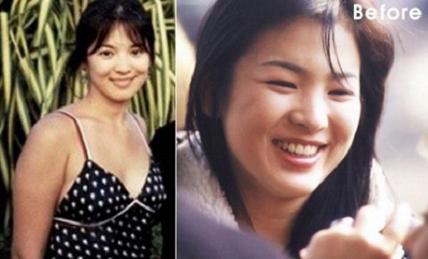 Song Hye Kyo xinh đẹp khiến Song Joong Ki tự hào vẫn có những khoảnh khắc kém xinh bất ngờ-2