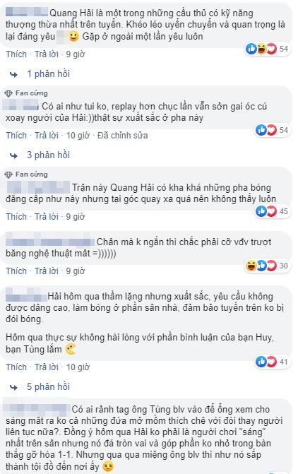 Clip giờ mới lên sóng: Người hâm mộ tròn mắt với tình huống lừa bóng đối thủ cực điệu nghệ của Quang Hải-2