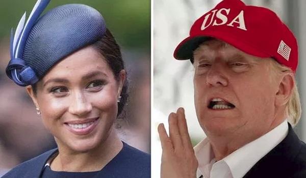 Nghỉ thai sản, Meghan Markle vẫn đá chị dâu Kate ra khỏi danh sách phụ nữ quyền lực và lý do thực sự khiến cô không gặp mặt ông Trump-2