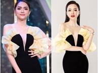 Một bộ đầm hai số phận: Đụng hàng với Angela Phương Trinh, HH Hương Giang mặc 'sai lè' mà chẳng hề hay biết
