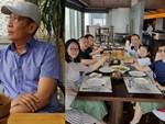 MC Lại Văn Sâm được fan xăm hình trên đầu và phản ứng của con trai-4