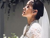 MC Phí Linh chính thức tung ảnh cưới đầy mơ mộng, nhưng bình luận của người chị Hoa hậu mới gây chú ý