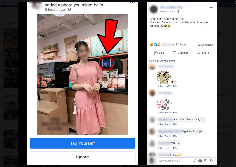 Rùng mình với độ cáo già của Facebook: Thoáng hiện mặt trên TV cũng bị tóm trong một nốt nhạc-1