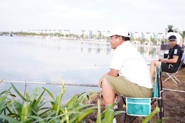 Vingroup thả 50 tấn cá xuống hồ Vinhomes Ocean Park-2