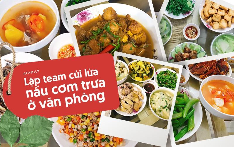 Cô nàng Hà Nội khoe văn hóa thú vị ở công ty: Lập team nấu cơm ngay tại văn phòng, sếp cũng được phân công rửa bát-1