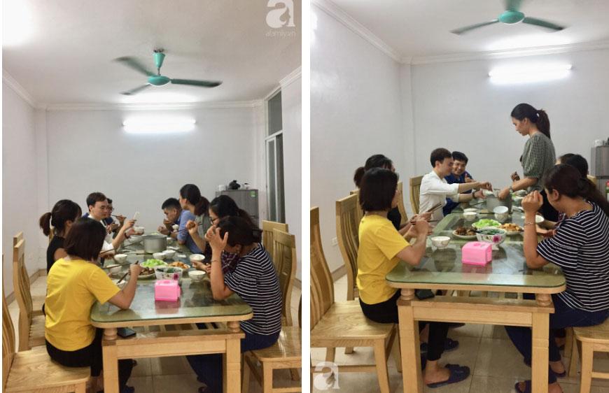 Cô nàng Hà Nội khoe văn hóa thú vị ở công ty: Lập team nấu cơm ngay tại văn phòng, sếp cũng được phân công rửa bát-8