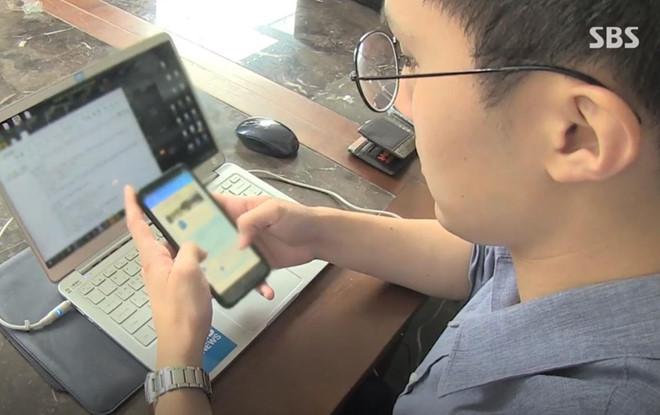 Đài SBS: Cò ở Hà Nội làm giả hồ sơ xin visa 5 năm đi Hàn Quốc-2