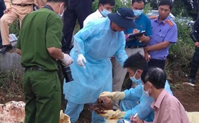 Lật mặt người đàn bà hồi xuân sát hại chồng chôn xác xuống giếng-1