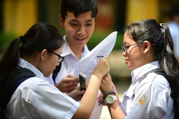 Hà Nội: Công bố điểm thi vào lớp 10 sớm hơn dự kiến-1