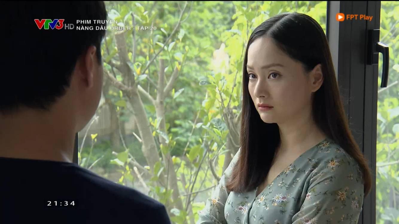 Nàng dâu order tập 20: Em gái mưa trơ trẽn tỏ tình với chồng Lan Phương-1