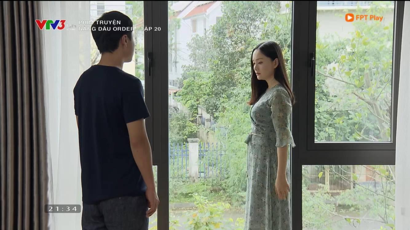 Nàng dâu order tập 20: Em gái mưa trơ trẽn tỏ tình với chồng Lan Phương-2