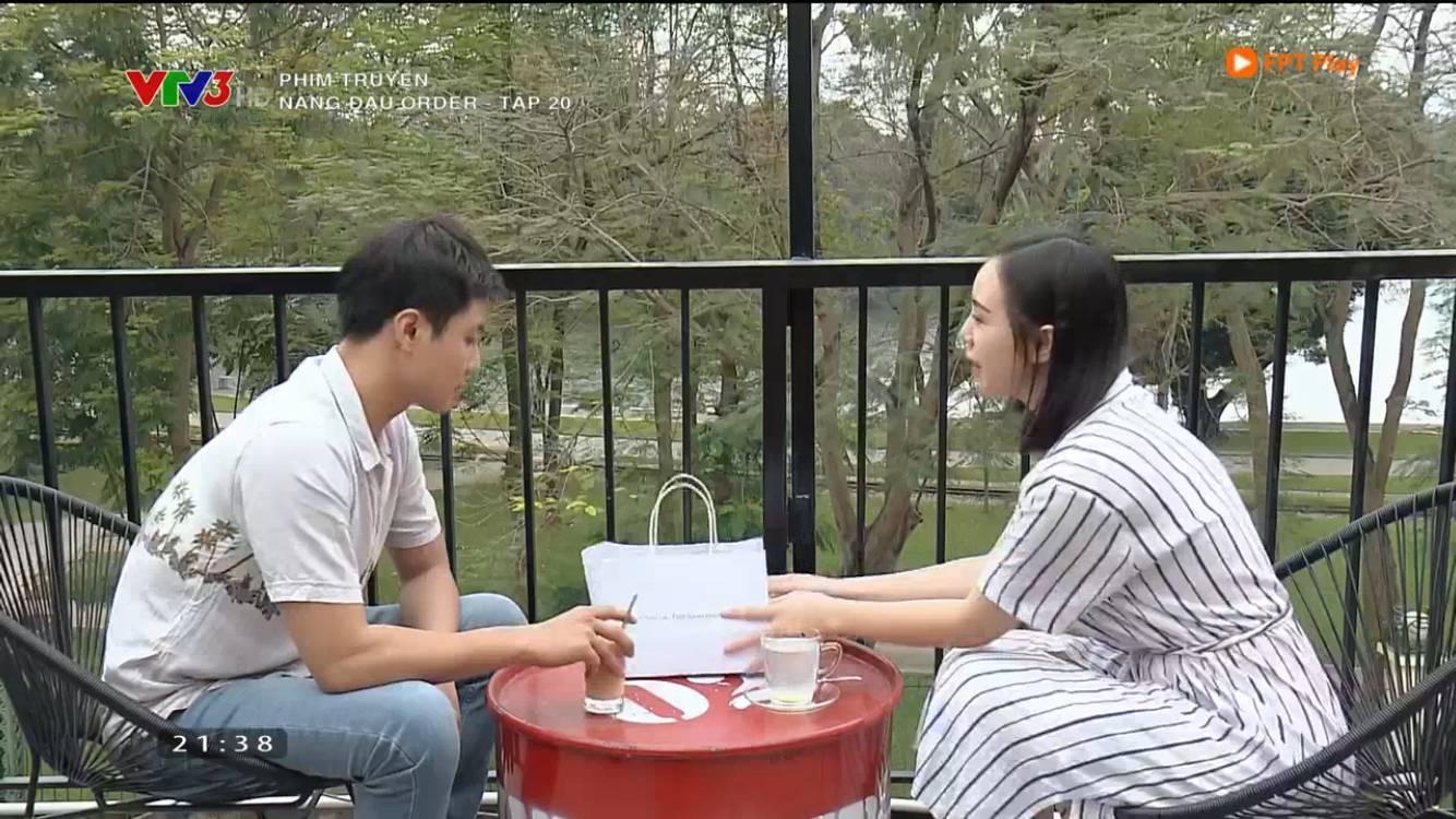 Nàng dâu order tập 20: Em gái mưa trơ trẽn tỏ tình với chồng Lan Phương-3