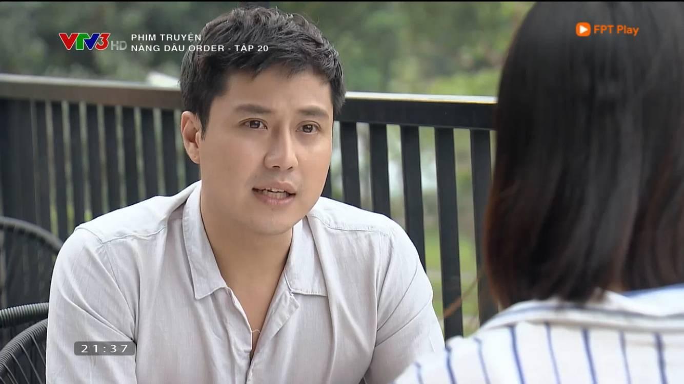 Nàng dâu order tập 20: Em gái mưa trơ trẽn tỏ tình với chồng Lan Phương-6