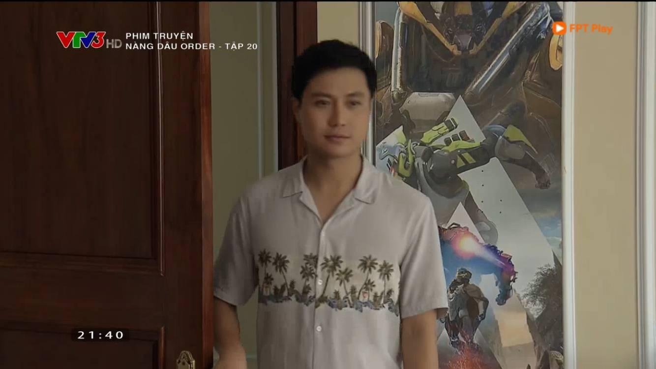 Nàng dâu order tập 20: Em gái mưa trơ trẽn tỏ tình với chồng Lan Phương-7