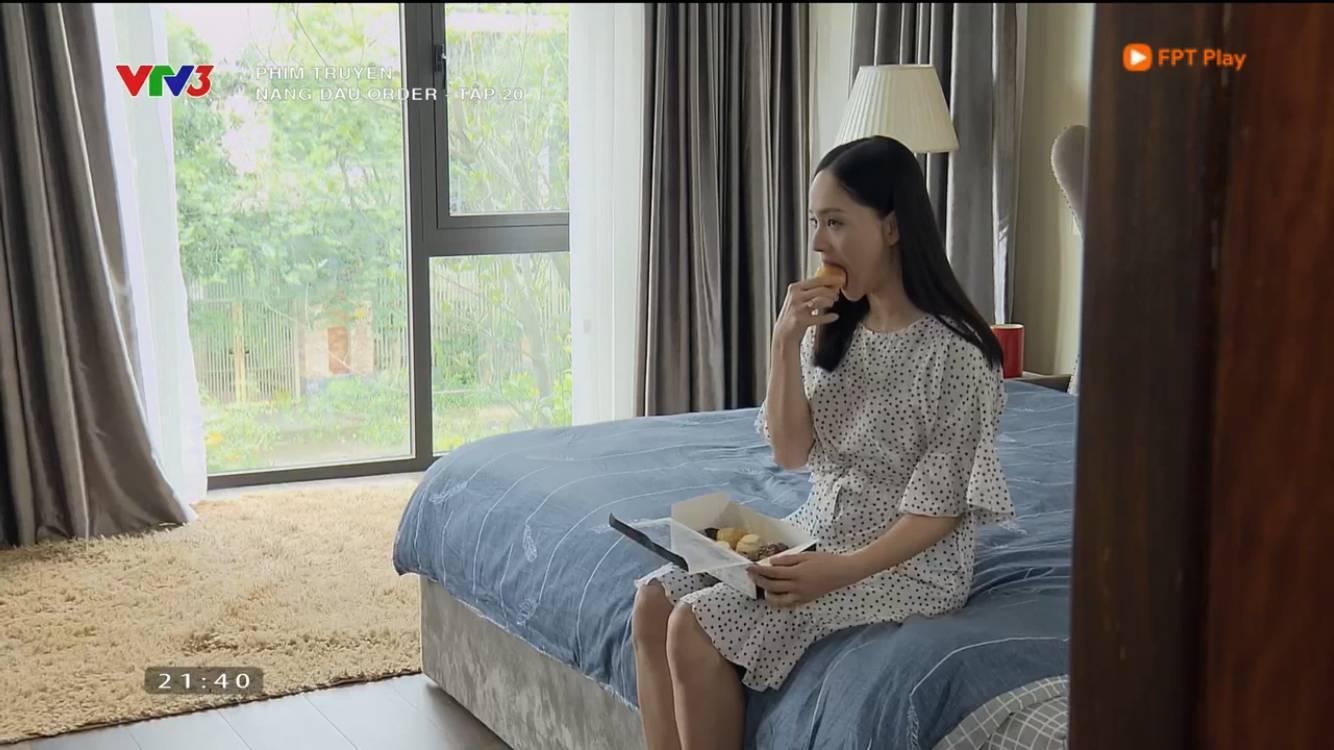 Nàng dâu order tập 20: Em gái mưa trơ trẽn tỏ tình với chồng Lan Phương-8