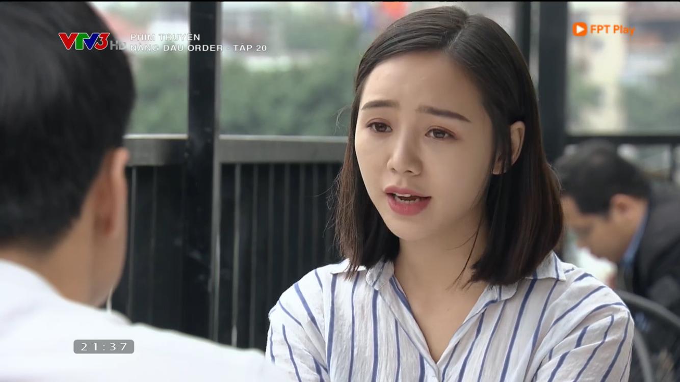 Nàng dâu order tập 20: Em gái mưa trơ trẽn tỏ tình với chồng Lan Phương-4
