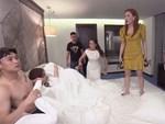 Tuấn Tú tiết lộ Vũ còn 'gái gú' nhiều cho tới cuối phim Về nhà đi con-4