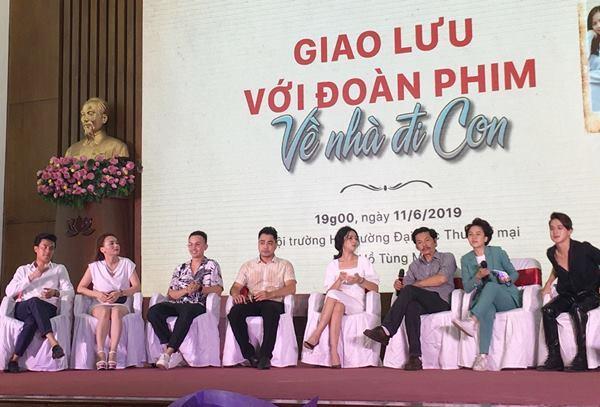 Tuấn Tú tiết lộ Vũ còn 'gái gú' nhiều cho tới cuối phim Về nhà đi con-2