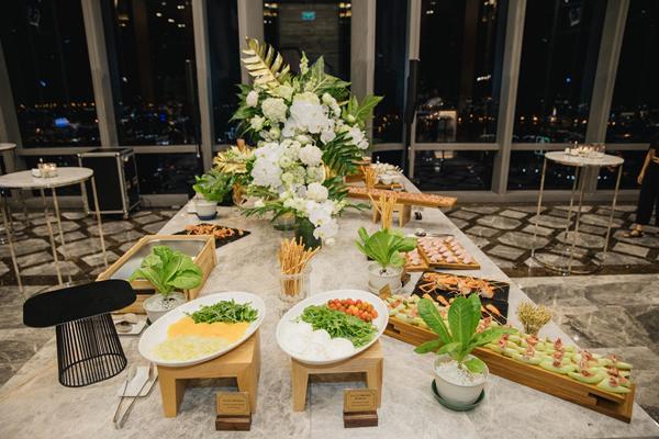 Đầu bếp 'vạn người mê' David Rocco chủ trì dạ tiệc trên đỉnh Landmark 81-5
