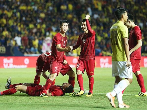 Việt Nam chính thức lọt vào nhóm hạt giống số 2 vòng loại World Cup 2022-1