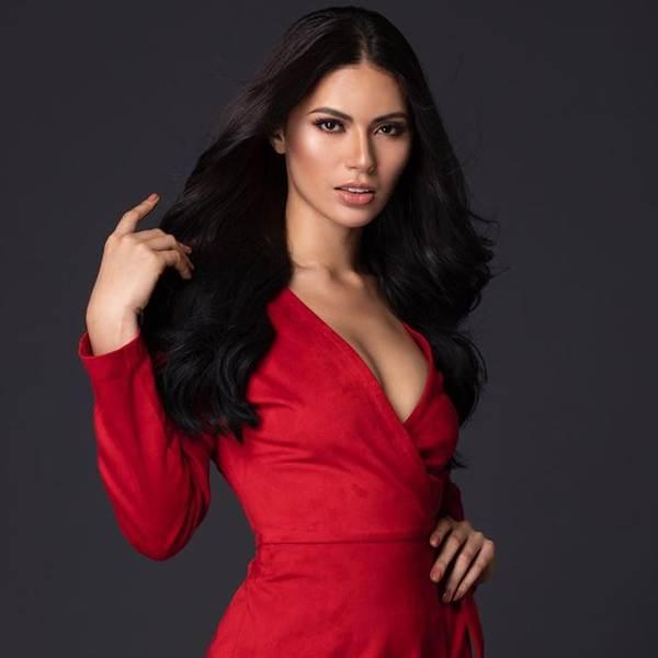 Ngắm nhan sắc nóng bỏng không tì vết của tân Hoa hậu Hoàn vũ Philippines-2