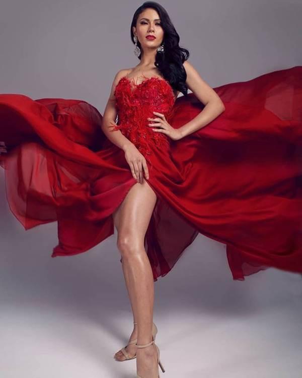 Ngắm nhan sắc nóng bỏng không tì vết của tân Hoa hậu Hoàn vũ Philippines-3