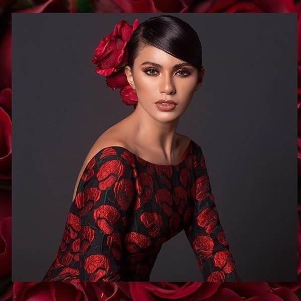 Ngắm nhan sắc nóng bỏng không tì vết của tân Hoa hậu Hoàn vũ Philippines-4