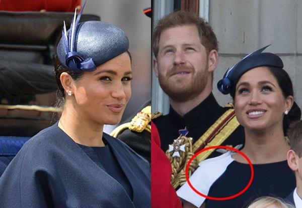 Chuyện giờ mới kể: Meghan Markle bỗng dưng mất hút giữa các thành viên hoàng gia trên ban công Cung điện và lý do khiến ai cũng ngã ngửa-2