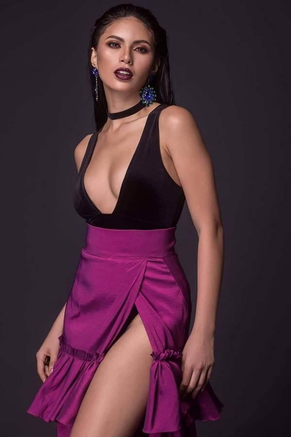 Ngắm nhan sắc nóng bỏng không tì vết của tân Hoa hậu Hoàn vũ Philippines-9