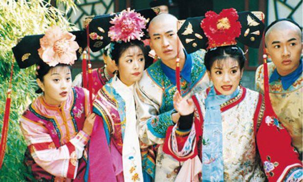Ân oán 20 năm của bộ ba Hoàn Châu Cách Cách Lâm Tâm Như - Triệu Vy - Phạm Băng Băng: Thời gian là phương thuốc hoàn hảo để xóa giải hận thù-3