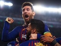 Messi kiếm gần 3 ngàn tỷ đồng/năm, cao hơn Ronaldo, Neymar