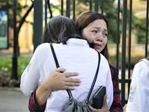 Phụ huynh có con thi vào lớp 10: Con chạy vào ôm mẹ ngủ, nhưng mẹ vội nhắc 'con không học à?'