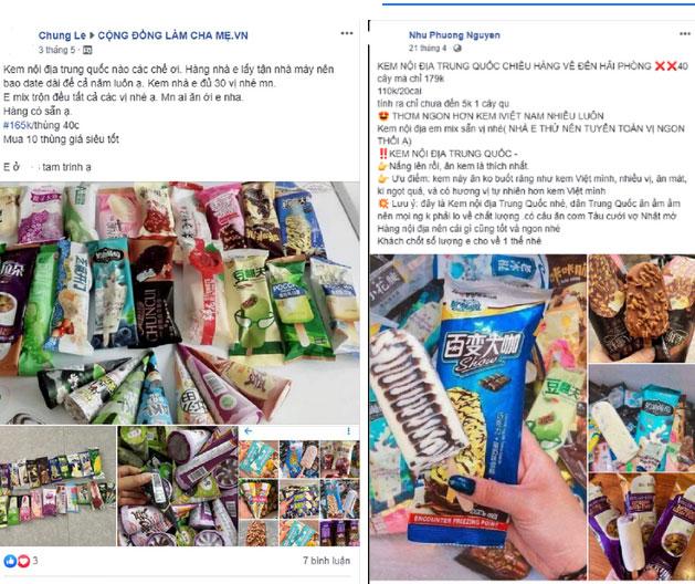 Kem nội địa Trung Quốc siêu rẻ chỉ 3000 đồng/cái có gì, dân tình buôn bán ra sao?-1