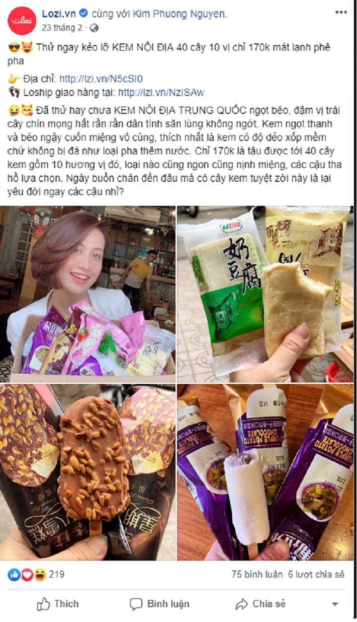 Kem nội địa Trung Quốc siêu rẻ chỉ 3000 đồng/cái có gì, dân tình buôn bán ra sao?-3
